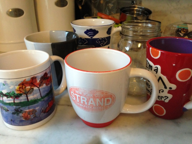 My 5 Favorite Coffee Mugs